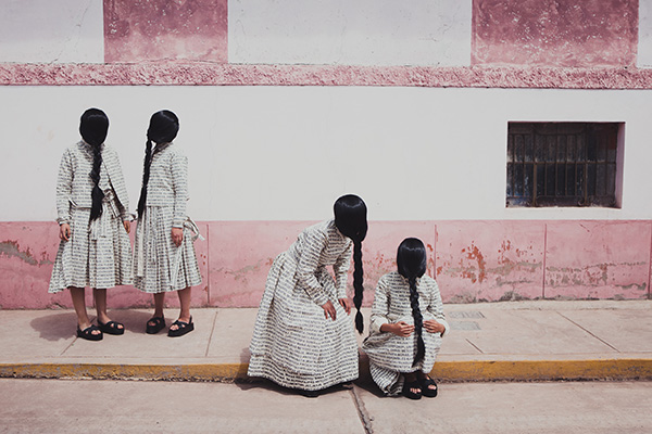 A0 Artículo 6, from the series Artículo 6- Narratives of gender, strength and politics, 2012-2014  Lucia Cuba
